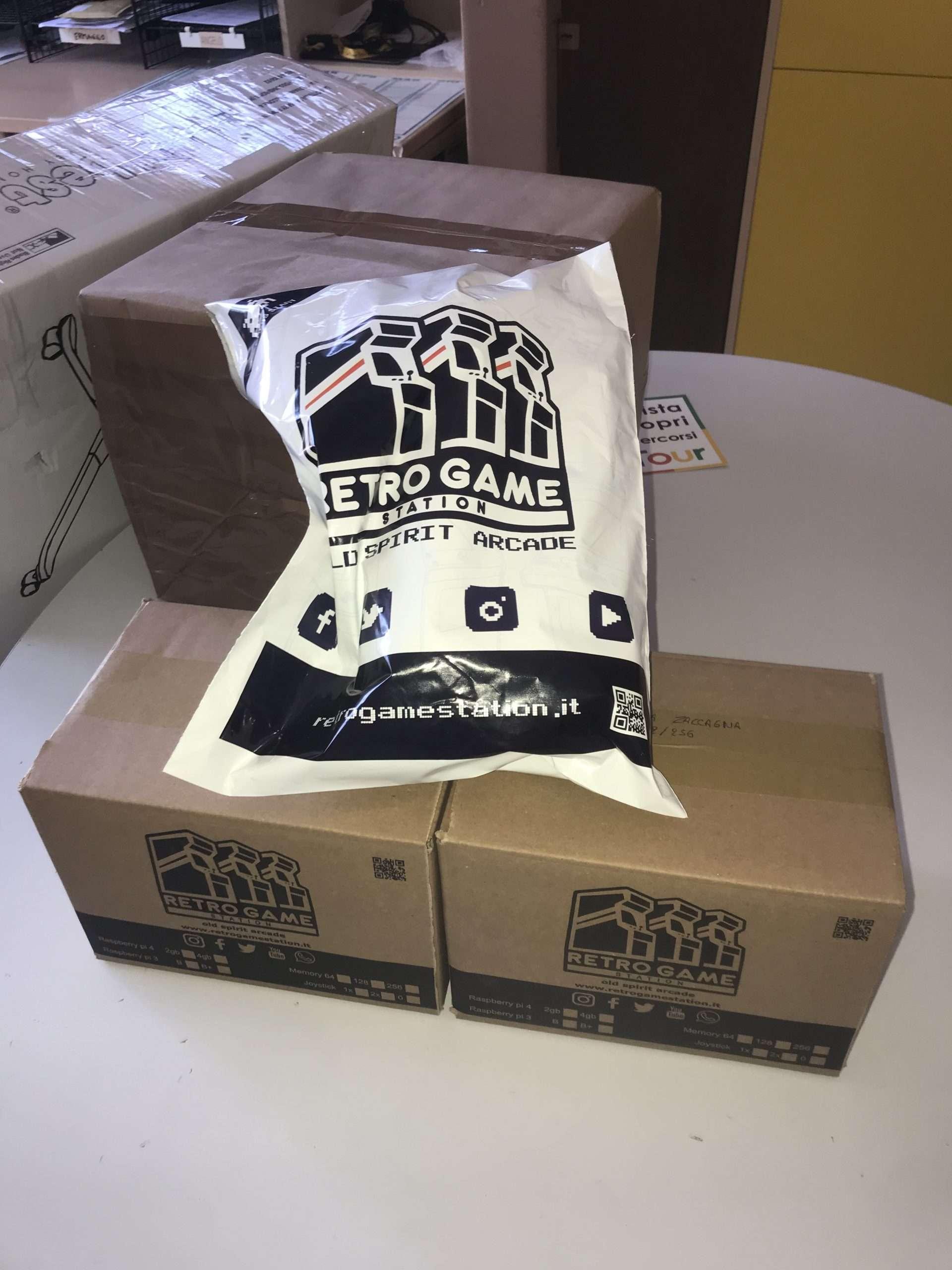 retrogamestation packaging