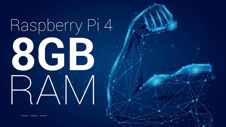 Raspberry pi 4 8gb Ram