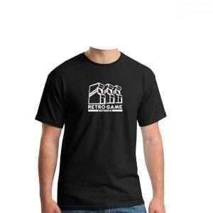 T-shirt Retrogamestation