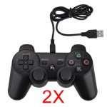 2 joystick ps3 usb
